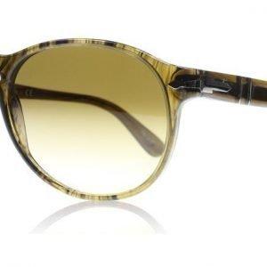 Persol 2931S 102151 Vaalearaitainen ruskea Aurinkolasit