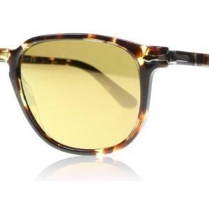 Persol 3019 3019S 985/W4 Tobacco Virginia 55mm Aurinkolasit