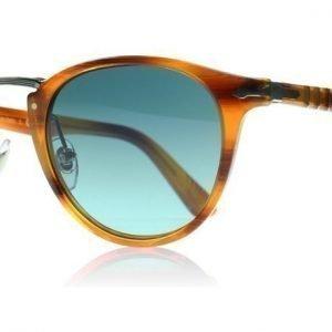 Persol 3108S 3108 960/S3 Vaalea Havana Aurinkolasit