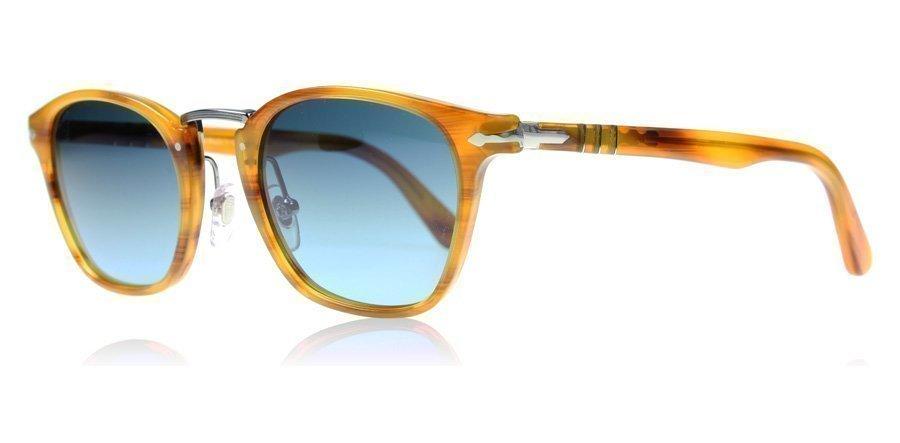 Persol 3110S 3110 960/S3 Vaalea kilpikonna 49mm Aurinkolasit