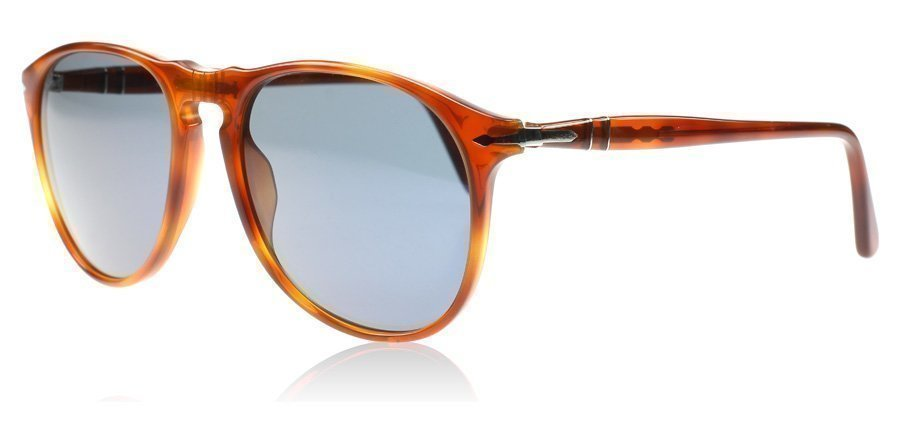 Persol 9649S 96/56 Terra Di Siena Oranssi Kilpikonna Aurinkolasit