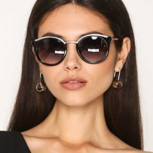 Pieces Pclenna Sunglasses Aurinkolasit Musta
