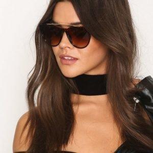 Pieces Pcmoba Sunglasses Aurinkolasit Kulta