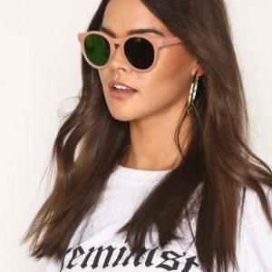 Pieces Pcmolla Sunglasses Aurinkolasit Vaalea Pinkki