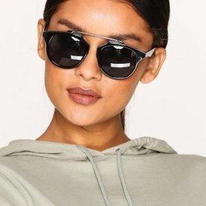 Pieces Pcnelle Sunglasses Aurinkolasit Musta