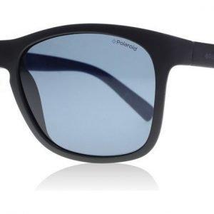 Polaroid 3009/S LLK Musta-sininen Aurinkolasit