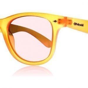 Polaroid 6009n M IMT Matta oranssi Aurinkolasit