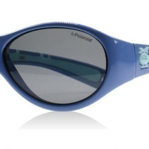Polaroid Junior P0402 P0402B 4EY Sininen Aurinkolasit