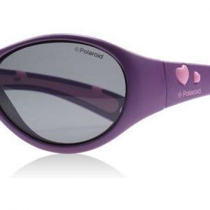 Polaroid Junior P0402 P0402C 0Q9 Violetti Aurinkolasit