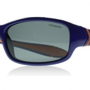 Polaroid Junior PLD8000S PLD8000 T19 Sininen Aurinkolasit