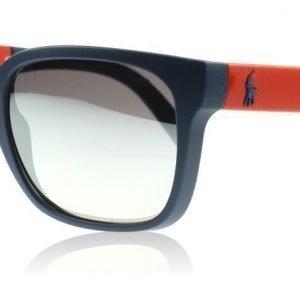 Polo 4089 534061 Sininen ja Punainen Aurinkolasit