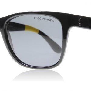 Polo 4106 556781 Musta Aurinkolasit