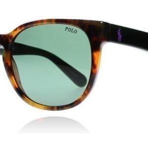 Polo Ralph Lauren 4099 561871 Kilpikonna-vihreä Aurinkolasit