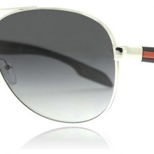 Prada 53ps Grey 1BC5W1 Steel Aurinkolasit