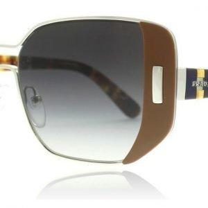 Prada 59Ss 59SS USA5D1 Hopea-ruskea Aurinkolasit