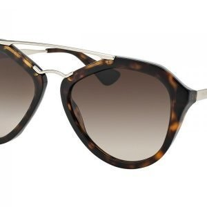 Prada Cinema Goth-Style Sport-Glam PR12QS 2AU6S1 Aurinkolasit