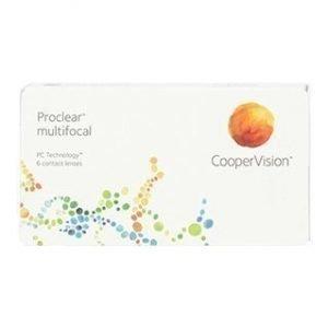ProClear Multifocal 6/pkt Piilolinssit