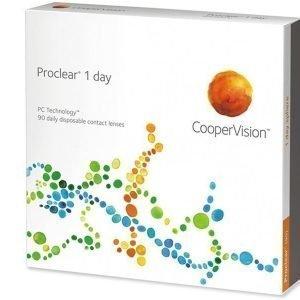 Proclear 1 Day 90kpl Kertakäyttölinssit