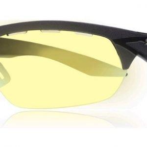 Puma 0001S 0001s 7 Matta musta-kulta Aurinkolasit