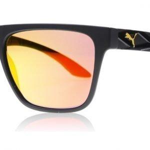 Puma 0008S 001 Matta musta Aurinkolasit