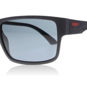 Puma Shoreditch 0015S 001 Matta musta Aurinkolasit