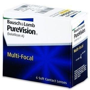 PureVision Multi-Focal 6kpl Moniteholinssit