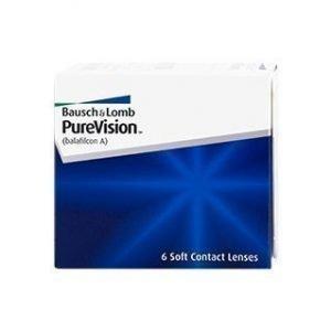 Purevision 6/pkt Piilolinssit