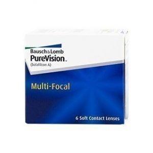 Purevision Multifocal 6/pkt Piilolinssit