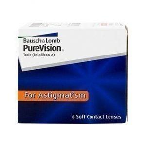 Purevision Toric 6/pkt Piilolinssit