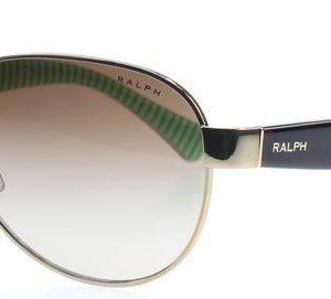 Ralph 4096 101/13 Kulta Kerma Ruskea Aurinkolasit