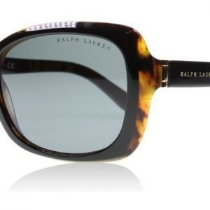Ralph Lauren 8134 526087 Tumma Havana Aurinkolasit
