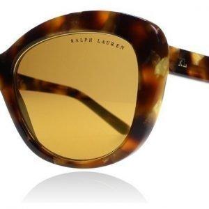 Ralph Lauren 8149 5615-6H Kilpikonna-kulta Aurinkolasit
