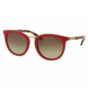 Ralph Lauren Essentials Ra5207 Aurinkolasit Red / Tokyo Tortois