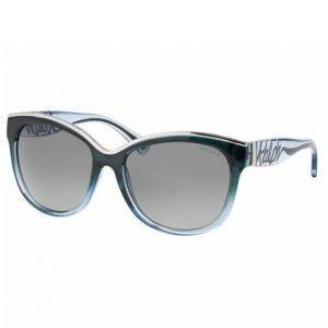 Ralph Lauren Ra5178 Aurinkolasit Musta / Harmaa / Gradient