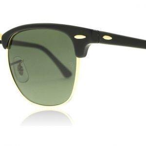 Ray-Ban 3016 Clubmaster 3016 W0365 Musta Aurinkolasit