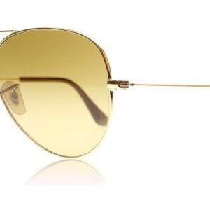 Ray-Ban 3025 Aviator 3025 001/M2 Kulta Aurinkolasit