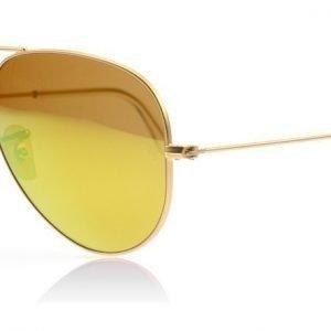 Ray-Ban 3025 Aviator 3025 112/93 Kulta Aurinkolasit