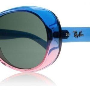 Ray-Ban Junior 9048 175/71 Liukuvärjätty Sininen Pinkki Aurinkolasit