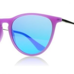 Ray-Ban Junior 9060S Izzy 9060S 70084V Violetti Aurinkolasit