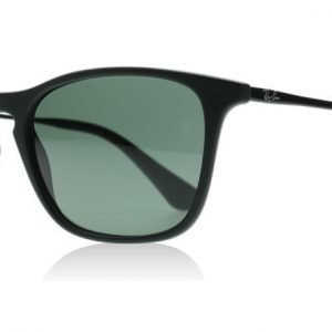 Ray-Ban Junior 9061S Chris 9061S 700571 Musta Aurinkolasit