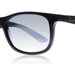 Ray-Ban Junior 9062S 701330 Matta musta-musta Aurinkolasit