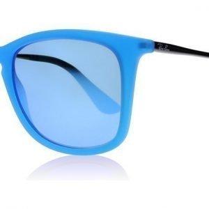 Ray-Ban Junior 9063S 701155 Sininen-harmaa Aurinkolasit