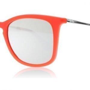Ray-Ban Junior 9063S 9063 701030 Punainen Aurinkolasit