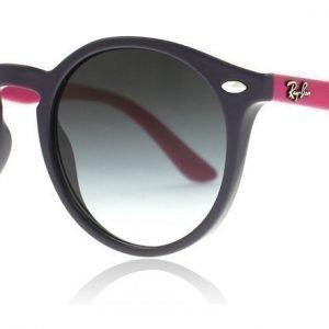 Ray-Ban Junior 9064S 70218G Violetti-pinkki Aurinkolasit