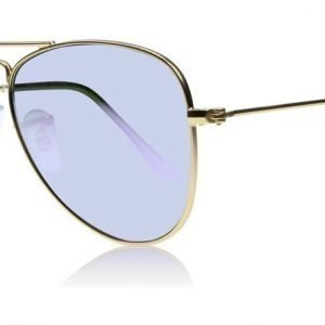 Ray-Ban Junior 9506s 249-4V Matta kulta Aurinkolasit