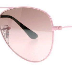 Ray-Ban Junior 9506s 9506S 211/7E Pinkki Aurinkolasit