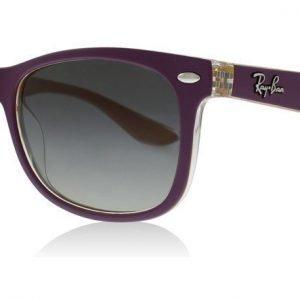 Ray-Ban Junior RJ9052S 703311 Matta violetti-oranssi Aurinkolasit