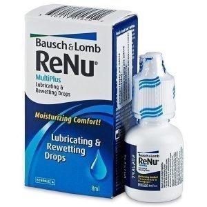 ReNu MultiPlus Kostutustipat 8 ml