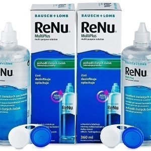 ReNu MultiPlus Piilolinssineste 2 x 360 ml