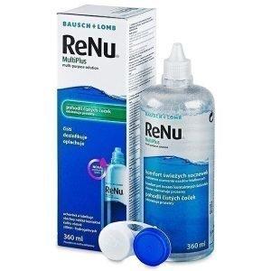 ReNu MultiPlus Piilolinssineste 360ml